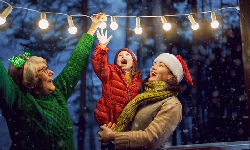 HEATING TIPS FOR YOUR HOLIDAY PARTY
