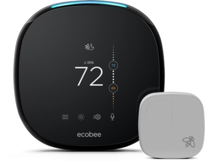ECOBEE4® | Comfort Solutions Heating and Cooling | Clackamas, OR