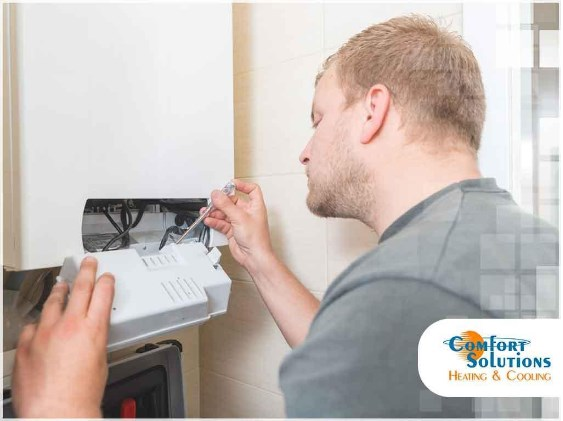 Comfort Solutions Heating & Cooling: Products and Services
