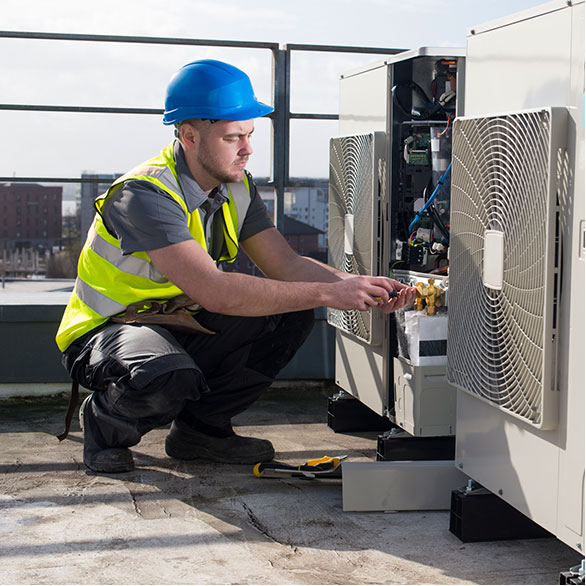 HVAC Repair and Maintenance Services