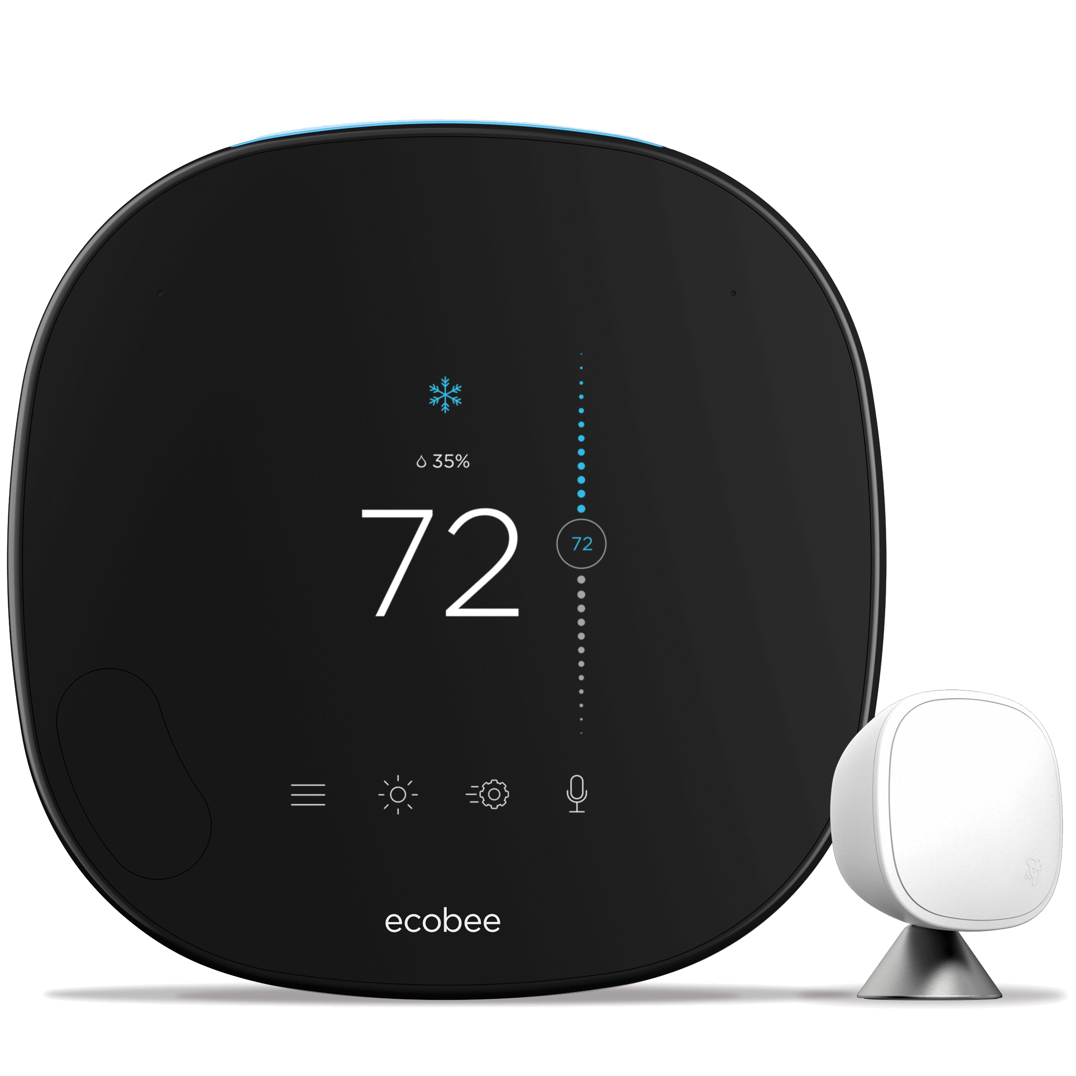 ecobee SmartThermostat Pro® | Comfort Solutions Heating and Cooling | Clackamas, OR