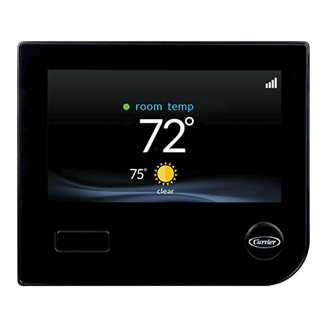 INFINITY® SYSTEM CONTROL | Comfort Solutions Heating and Cooling
