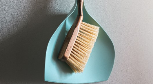 picture of broom and dustpan